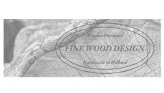 Fine Wood Design logo