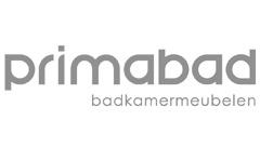 Primabad Badkamermeubelen logo