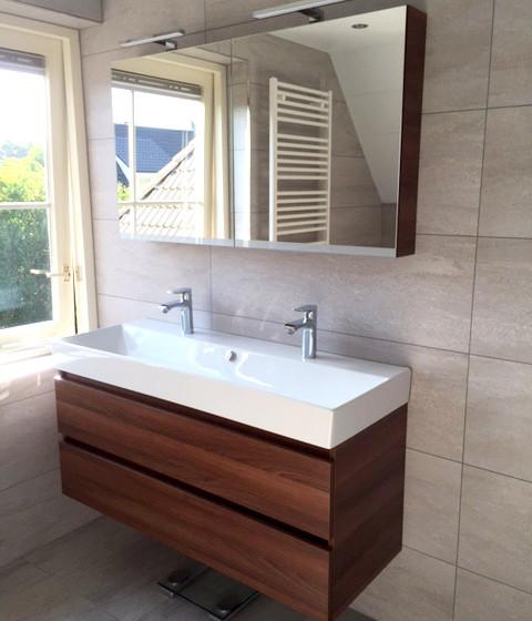 Opgeleverde badkamer Beusichem foto 1