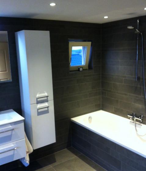 Opgeleverde badkamer Brakel foto 3