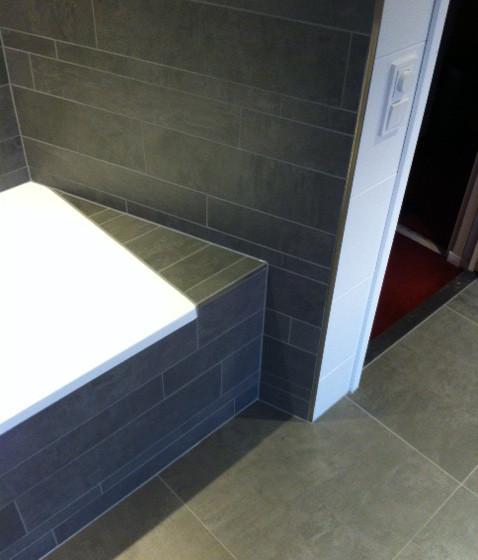 Opgeleverde badkamer Brakel foto 5