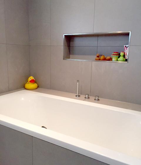 Opgeleverde badkamer Gameren foto 4